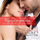 SPOTLIGHT: 'Yes, Prime Minister' by Aria Cole