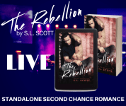 SPOTLIGHT: 'The Rebellion' by S.L. Scott