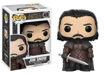 Updated 'Game of Thrones' Funko Pop!s Collection, Coming this Summer