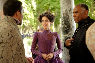 "PREVIW: 'Still Star-Crossed' Season 1, Episode 3 ""All the World's a Stage"""