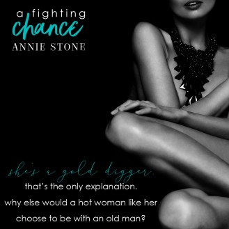 SPOTLIGHT: 'A Fighting Chance' by Annie Stone