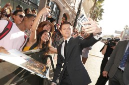 'Spider-Man: Homecoming' Swings into LA for World Premiere