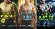 SPOTLIGHT/GIVEAWAY: 'Hard Justice' by April Hunt