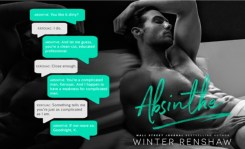 BOOK REVIEW: 'Absinthe' by Winter Renshaw—3.5 Stars