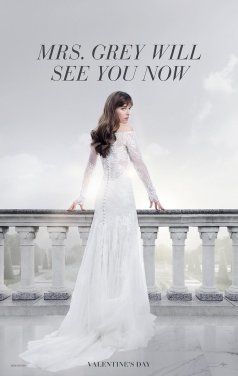 FIRST LOOK: 'Fifty Shades Freed', Coming Valentine's Day 2018