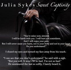 SPOTLIGHT: 'Sweet Captivity' by Julia Sykes