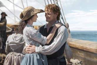 "PREVIEW: 'Outlander' Season 3, Episode 9 ""The Doldrums"""