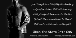 SPOTLIGHT/INTERVIEW: 'When the Stars Come Out' by Laura Trentham