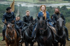 FIRST LOOK: 'Mary Queen of Scots' Debuts Official Posters + First Trailer
