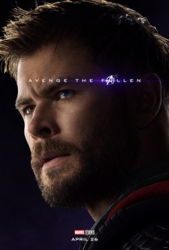 'Avengers: Endgame' Character Posters Are Here!