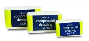 Compressed Dressings