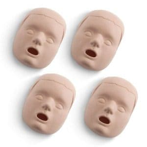 Faces for Child Manikin