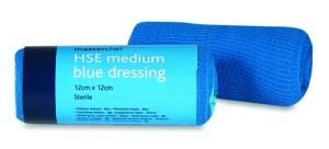 Blue HSE Bandage