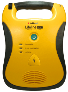 LIFELINE AED FULLY AUTOMATIC