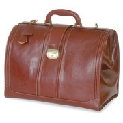 Elite Traditional Leather Doctors Bag