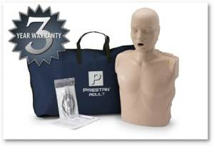 Adult CPR Training Manikin