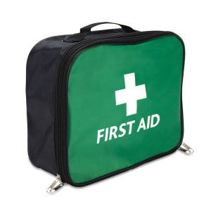 Cheap First Aid Bag - Bordeaux First Aid Responder Bag