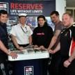 Bridgwater and Albion Rugby Club RNR display