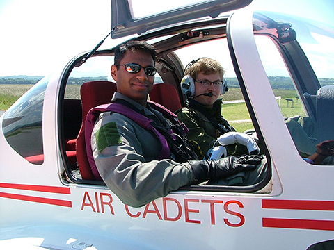 New Joining Age for Air Cadet