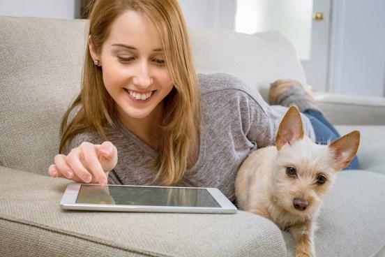 Acceder al contenido de iPad en streaming