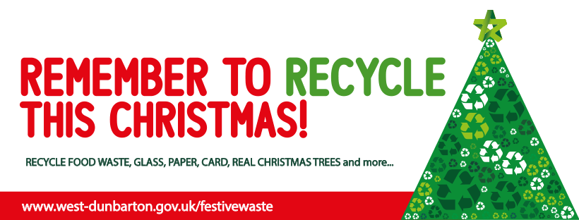 Recycle For Christmas