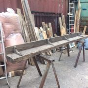 Original Oak Beam From Farm House In Dorset