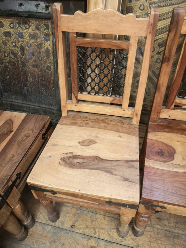 Solid Mahogany Chairs