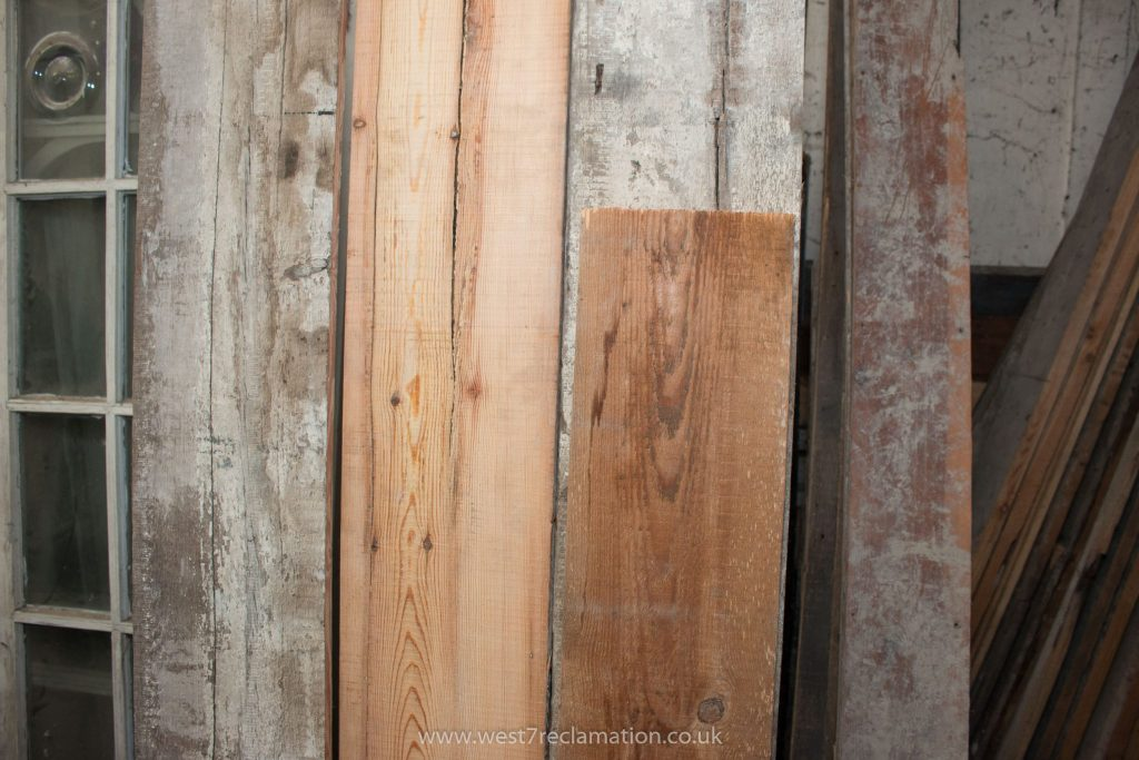 Straight grained Douglas Fir