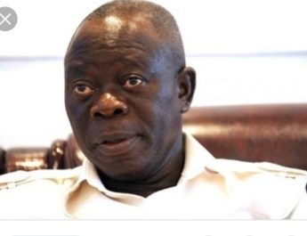 The only sure way for the new minimum wage is to vote Buhari----Oshiomhole tells Labour