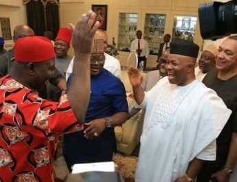 Before APC signed top player, Godswill Akpabio