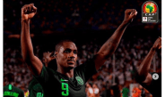 Striker Odion Ighalo bows out of Super Eagles