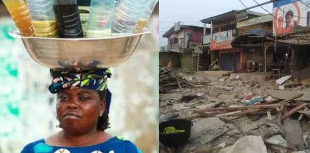 How Lagos state govt destroyed my business, turned me to Agbo seller