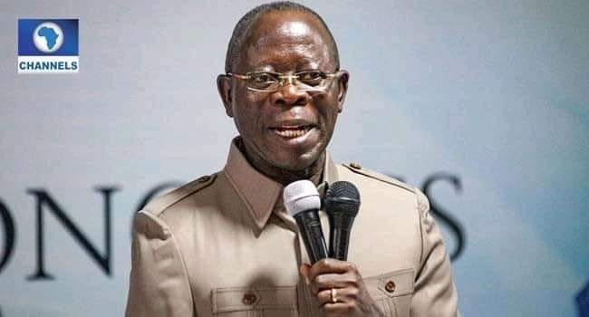 APC crisis: Remembers God before your interest, Oshiomhole begs