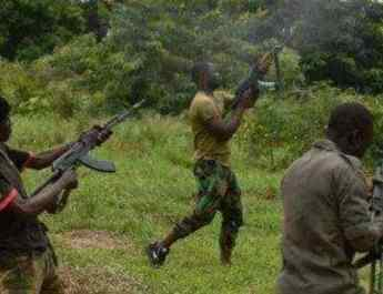 Bandits kill army captain in Kogi