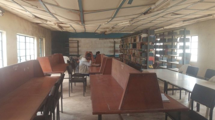 Two years after, Plateau Library remains dilapidated despite N12 million allocation