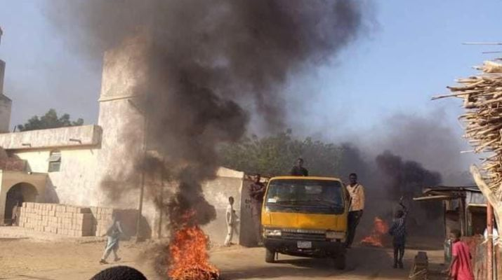 Insecurity: Angry Sokoto residents protest, storm streets