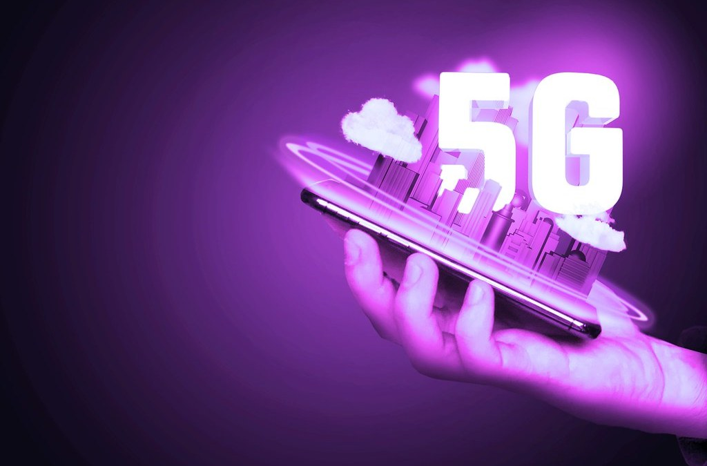 5G: How next-generation mobile technology will transform the world of work