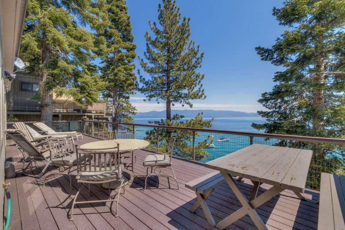 8365 Meeks Bay Ave Meeks Bay Lakefront Property Tahoe