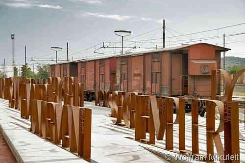 Memoriale della Deportazione, Borgo San Dalmazzo, Sturatal