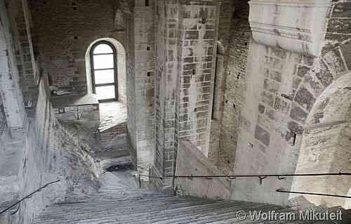 Scalone dei Morti, Sacra di San Michele - Susatal