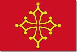 Flagge Okzitanien
