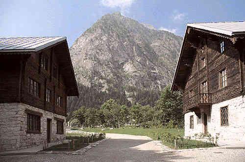 Casa della Bela Rosin - Terme di Valdieri