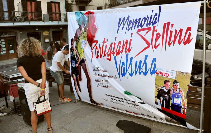 Berglauf Memorial Partigiani Stellina Valsusa