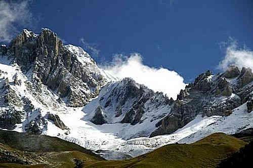 Tour des Glaciers