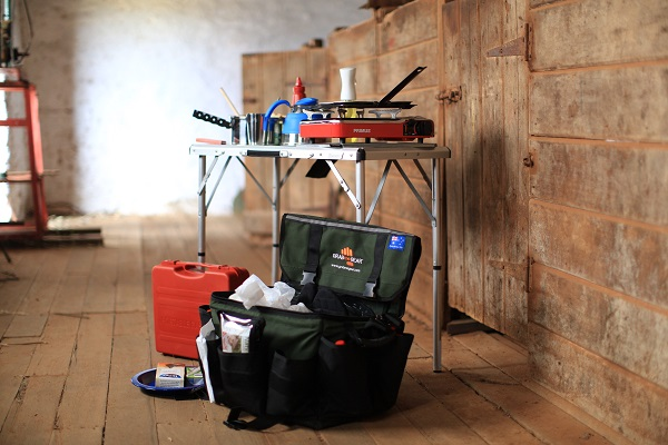 GrabmeGear Camp Kitchen Kit