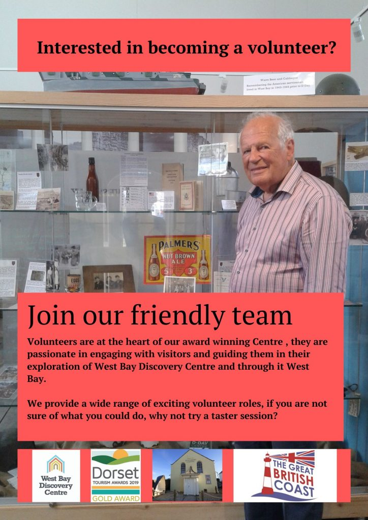 Find out how to become a Discovery Volunteer
