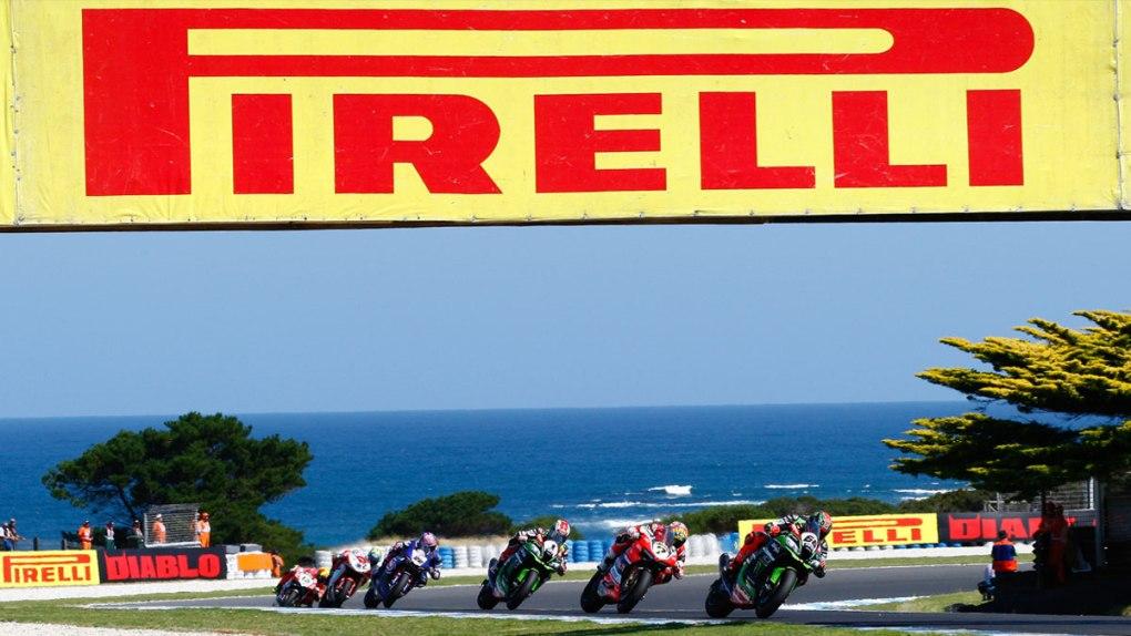 Pirelli to be main sponsor for Aragon, Riviera di Rimini, French and Spanish Rounds