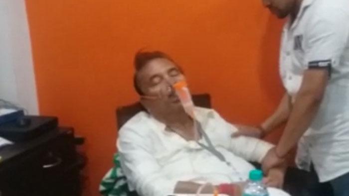 হঠাৎ অসুস্থ মদন মিত্র, দ্রুত দেওয়া হল অক্সিজেন - West Bengal News 24