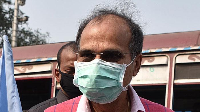 এবার করোনা আক্রান্ত Adhir Chowdhury, ভার্চুয়ালি সারবেন প্রচার - West Bengal News 24