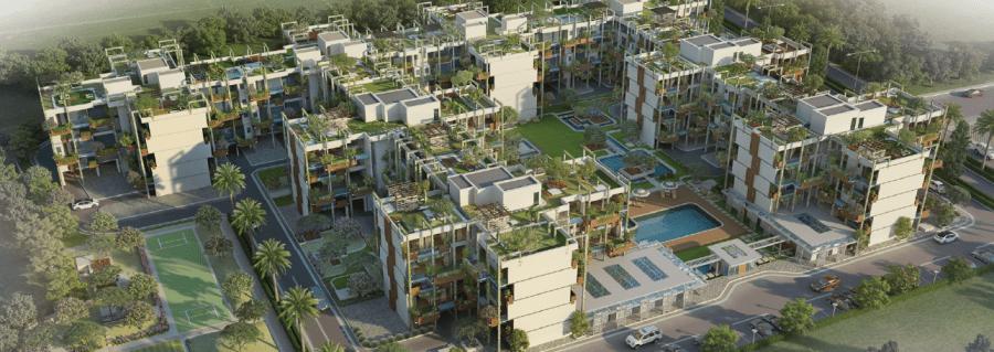 Terrace Heights Greentech City